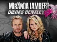 More Info for Sprint Center To Host Miranda Lambert and Dierks Bentley On March 9